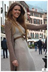Lovere 1 Giugno 2013 (Mariatrico) Tags: model knitted bergamo handycraft artigianale lovere