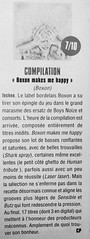 Trax Mag - Article Compilation ''Boxon Makes Me Happy''