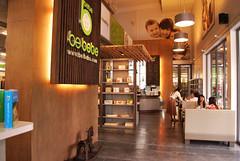 bebebe cafe ร้านอาหารและกาแฟ น่านั่งชิลล์ ย่านเลียบด่วนรามอินทรา