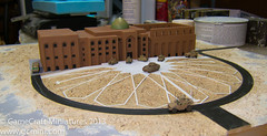 Al Sijood Palace Board (GameCraft) Tags: terrain game building miniatures miniature boards model scenery allen board iraq middleeast palace baghdad wargame 6mm gameboards microarmor 1285th microarmour 285th gamecraft gamecraftminiaturescom tacii tacforce alsajood