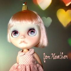 Happy Birthday Heather☆