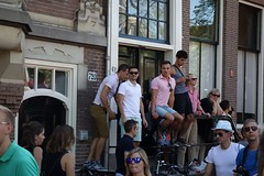 DSC07317 (amsfrank) Tags: gay amsterdam canal pride parade prinsengracht gaypride canalparade canalparadeamsterdam