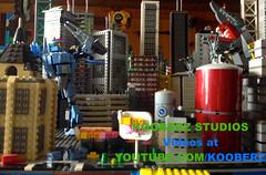 Closer (Kooberz) Tags: brick lego battle robots legos machinima scifi animation jaeger epic pilot brickfilm kaiju mech stopmotion pacificrim brickart robotos kooberz bricktube youtubecomkooberz