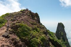 (GenJapan1986) Tags: travel mountain japan island hokkaido    25mm    2013  mtrishiri  nikond600 rishiriisland zf2  distagont225