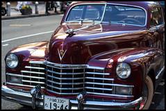 Cadillac (Mitsudomoe) Tags: street car japan prime tokyo antique shibuya oldschool cadillac chrome pentaxk5 pentaxk55m18