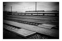 Praha Bubny Railyard 2 (Ian_Boys) Tags: bw death holocaust republic fuji czech prague wwii ww2 jewish theresienstadt fujifilm terezin x100s
