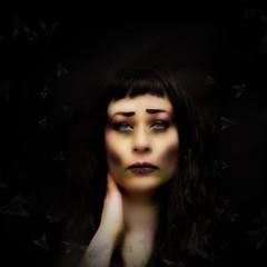 Pestilence. (* C h l o ) Tags: new death scary war religion apocalypse horsemen study hunger flies bible sickness dexter poisonous supernatural diseases testament pestilence