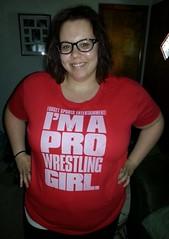 Shanna Hill, Pro Wrestling Girl