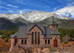 Afternoon Mass (Darren White Photography) Tags: mountain church nature landscape colorado historic rockymountains stmalo