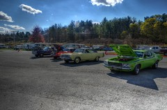 DSC_9901_tonemapped (gtxjimmy) Tags: old newyork fall vintage nikon muscle newengland racing carshow dragracing lvd 1685mm d7000 nikond7000 supercarshootout lebanonvalleydragway supercarraces