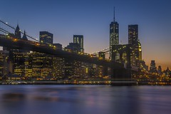 Brooklyn Bridge Park NY (Rookie Romit) Tags: newyorkcity newyork manhattan millennium brooklynbridge centurytower brooklynbridgepark