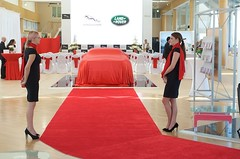 Jaguar Land Rover Limited Appoints Euro Motors as Exclusive Importer and Distributor for Jaguar in Bahrain (jaguarmena) Tags: red bahrain jaguar landrover importer launchevent kingdomofbahrain ftype jaguarftype newrangeroversport jaguarmena landrovermena euromotorsbahrain alzayanitrading