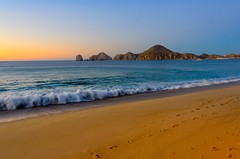 Cabo Daydream An early morning view of land's end in Cabo San Lucas. (MarkGoodmanPhoto) Tags: travel vacation mexico cabo san lucas bajacaliforniasur hdr cabosanlucas