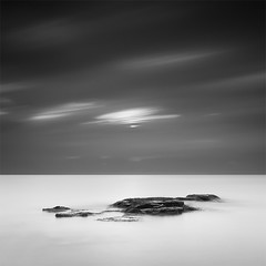 At the end of the Storm (DavidFrutos) Tags: longexposure sea bw costa seascape beach water monochrome rock clouds sunrise square landscape monocromo coast mar agua rocks fineart playa paisaje bn minimal alicante amanecer filter le lee nubes minimalism minimalismo canondslr roca rocas 1x1 waterscape torrevieja filtro largaexposicin filtros neutraldensity canon1740mm gnd8 graduatedneutraldensity densidadneutra davidfrutos cabocervera 5dmarkii niksilverefexpro leebigstopper hitechreversegnd06