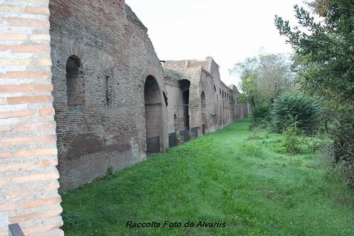 2013 Porta Appia Camminamento xk