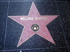 """William Shatner Star • <a style=""""font-size:0.8em;"""" href=""""http://www.flickr.com/photos/109120354@N07/11047662996/"""" target=""""_blank"""">View on Flickr</a>"""