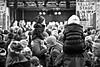 Best View (ChrisJohnston82) Tags: christmas street people blackandwhite bw canon scotland blackwhite edinburgh child candid stage streetphotography streetphoto citycenter georgestreet canoneos citycentre lightnight streetpic 400d eos400d canoneos400d canon400d