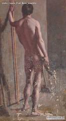 Giulio Cesare Prati Nudo maschile