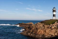 Faro de Ribadeo XI (Otema) Tags: espaa lighthouse faro mar galicia lugo ribadeo islapancha