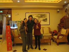 "Oh hey Lauren! Last evening celebrating in Tianjin • <a style=""font-size:0.8em;"" href=""http://www.flickr.com/photos/98061816@N08/11703594245/"" target=""_blank"">View on Flickr</a>"
