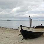 Fischerboot am Strand von Binz (Rügen) thumbnail
