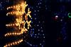 #354/365 - Harrowfield Drive Christmas Lights (Jaime Carter) Tags: christmas xmas blue red newzealand tree green yellow lights bokeh crossprocess hamilton decoration christmastree waikato 365 354 thirdedition day354 project365 yearthree 2013 jaimewalsh harrowfield harrowfieldchristmaslights december2013 jaimecarter 3652013 picmonkey 20december2013 harrowfielddrive