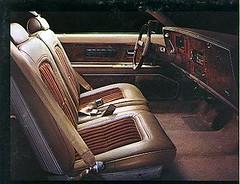 "1985 Buick Riviera ""W15"" (smokuspollutus) Tags: wood buick riviera exterior body interior walnut e 50 trim 1985 v8 fwd w15 genuine 307"
