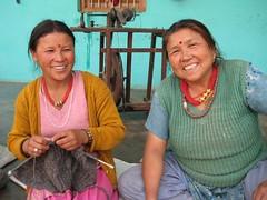 Bhotia-women