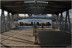 Hamburg Hafen (Thomas W. Berlin) Tags: ice docks hamburg menatwork container containership hafen landungsbrcken eis stpauli hafenrundfahrt schiff elbe schiffe rickmerrickmers hafencity habor taucher schleuse arbeiter werft trockendock matrosen takelage hamburghafen elbphilharmonie blomvoss dnerhaus hamburghabor