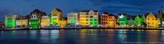 Willemstad Curacao at Night Panoramic (3scapePhotos) Tags: city travel bridge cruise vacation urban panorama holland color reflection netherlands dutch amsterdam ferry architecture modern night sailboat port buildings shopping dark landscape island lights restaurant evening landscapes boat office colorful european day sailing cityscape bright fort dusk contemporary den colonial wide cities cityscapes floating wideangle wallart panoramic illuminated livingroom study curacao tropical daytime caribbean tradition tropics willemstad colony pontoon familyroom antilles destinations punda queenemma abcislands stannabay 3scapephotos