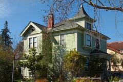 Historic homes_020 (Walt Barnes) Tags: street old city urban house building home architecture canon vintage eos victorian streetscene structure calif historic restored petaluma residence hdr topaz dwelling streetshoot 60d canoneos60d topazadjust eos60d wdbones99
