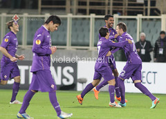 ACF Fiorentina vs Esbjerg fB (ViolaChannel) Tags: italy florence ita
