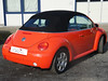 VW New Beetle Cabriolet I Verdeck