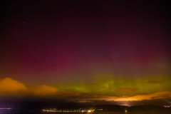 Aurora 1. Greenock. Scotland. Feb 2014 (mariabowskill) Tags: longexposure sky lights scotland greenock aurora mariabowskill vision:mountain=0511 vision:sunset=0817 vision:outdoor=0933 vision:sky=099 vision:dark=0565 vision:clouds=0971