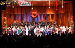 Christmas Spectacular 2013