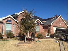 "Keller TX roofing job • <a style=""font-size:0.8em;"" href=""http://www.flickr.com/photos/119846003@N04/13034141695/"" target=""_blank"">View on Flickr</a>"