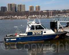 NYPD Police Patrol Boat on the Hudson River, Manhattan, New York City (jag9889) Tags: nyc newyorkcity usa ny newyork river boat marine unitedstates harlem manhattan unitedstatesofamerica nypd vessel hudsonriver launch lawenforcement finest waterway 2014 northriver firstresponder policedepartment patrolboat newyorkcitypolicedepartment westharlempiers jag9889 y2014