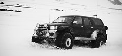 TOYOTA 4RUNNER (Brynja Eldon) Tags: iceland toyota 4runner sland jeppi fjallamennska