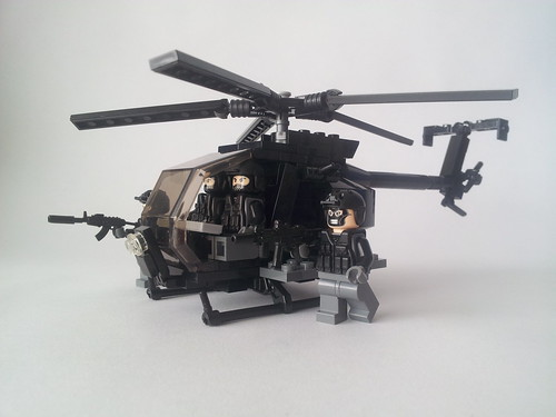 """Little Byrd"" Helicopter"