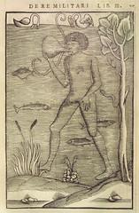 DE RE MILITARI LIB. III. [RES_D_560_01] (Bibliothques-Mdiathques de Metz) Tags: fish fisch poissons pcheurs gravure
