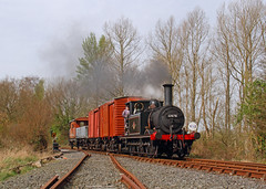 Branch Line Goods (Treflyn) Tags: london castle heritage station train sussex coast kent brighton branch south rail railway loco line east terrier locomotive local bodiam preserved freight preservation 060 kesr robertsbridge lbscr 32678 a1class 060t a1x 1880built
