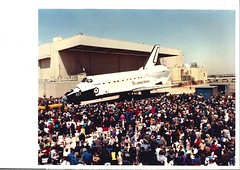 34 (This used to be my hobby, Space Travell, Astronomy) Tags: space astronaut nasa shuttle sts travel space program ov105 sts49 space bemannte raumfhart spaceflight
