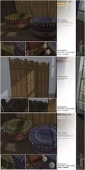 Sway's [Shirin] Floor Cushion & Folding screen (Sway Dench / Sway's) Tags: floor furniture morocco cushion pompoms moroccan foldingscreen
