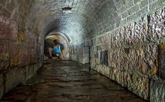 73 Storm Drain (darkday.) Tags: urban woman brick water stone underground extreme entrance australia brisbane drain explore urbanexploration backpack qld queensland exploration milf stormdrain urbex brickdrain