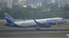 VT-IFI Airbus A320-232 (cn 5460) IndiGo.