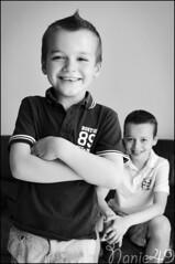 Wesley & Swany. (nanie49) Tags: portrait france childhood kid nikon child retrato nb bn enfant infancia nio kindheit bambino enfance  infanzia d7000 nanie49