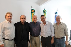 "Pré-candidato ao governo do Estado, José Paulo Cairoli, recebe o AFOCEFE Sindicato • <a style=""font-size:0.8em;"" href=""http://www.flickr.com/photos/124619742@N07/14196501302/"" target=""_blank"">View on Flickr</a>"
