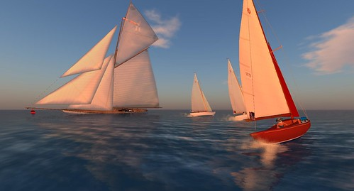 nyc sailing secondlife trudeaus