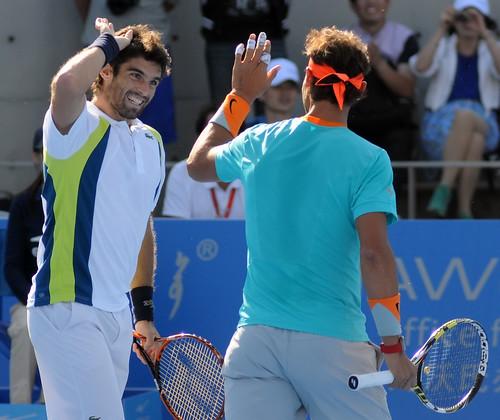 Pablo Andujar - Pablo Andujar & Rafael Nadal