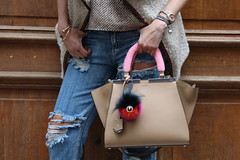 My Baggys LovebyN (Love by N) Tags: pink sunglasses shoes top egypt shades jeans audrey cairo heels vest celine baggyjeans fendi zamalek streetstyle bagcharm oneteaspoon 3jours wiwt ootd philiplim lovebyn 3joursbag fendiqutweet qutweet